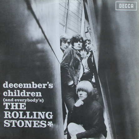 Rolling Stones Decembers Children And Everybodys